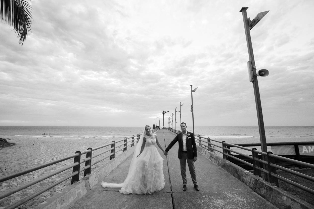 Stunning Tangalooma Island Resort to Noosa, Destination Wedding Photographer - Sunshine Coast, Queensland, Australian