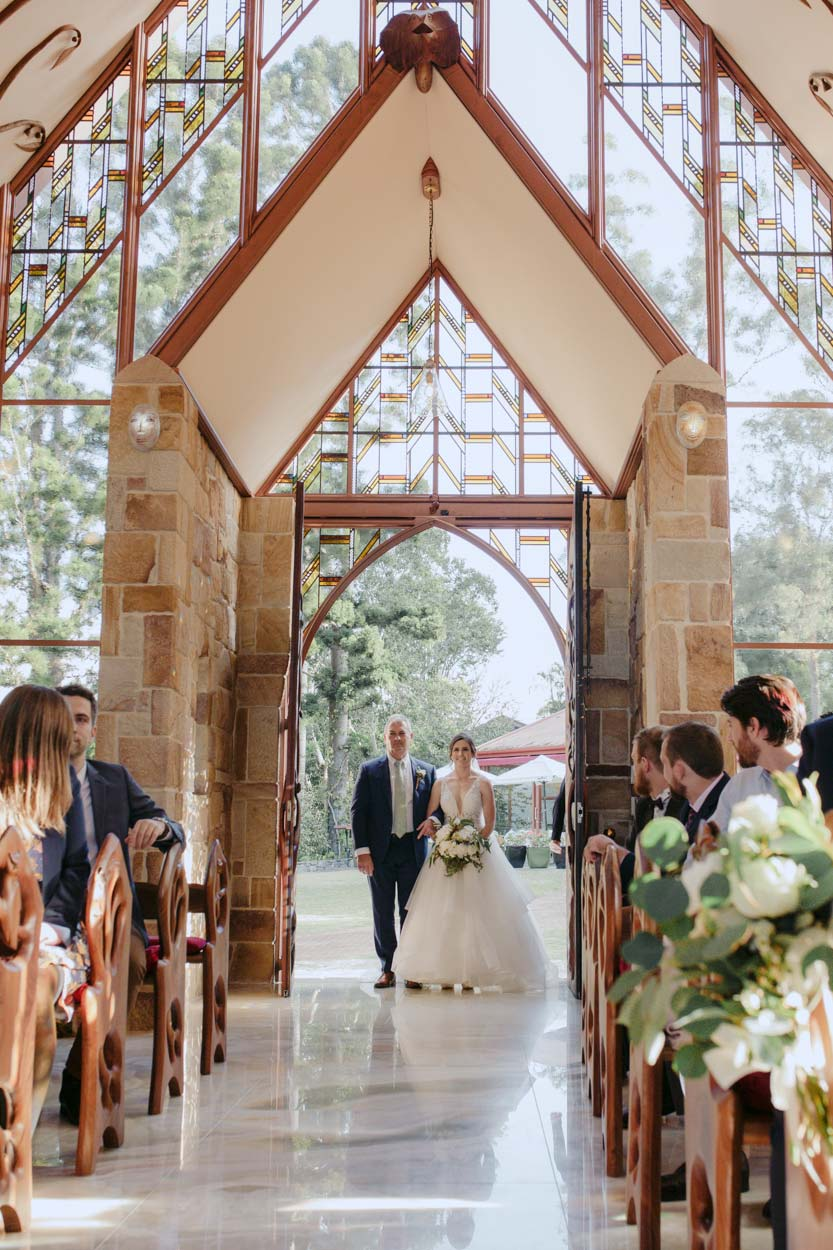 The Chapel Montville Moments Wedding Photographer - Sunshine Coast, Queensland, Australian Destination Elopement Blog