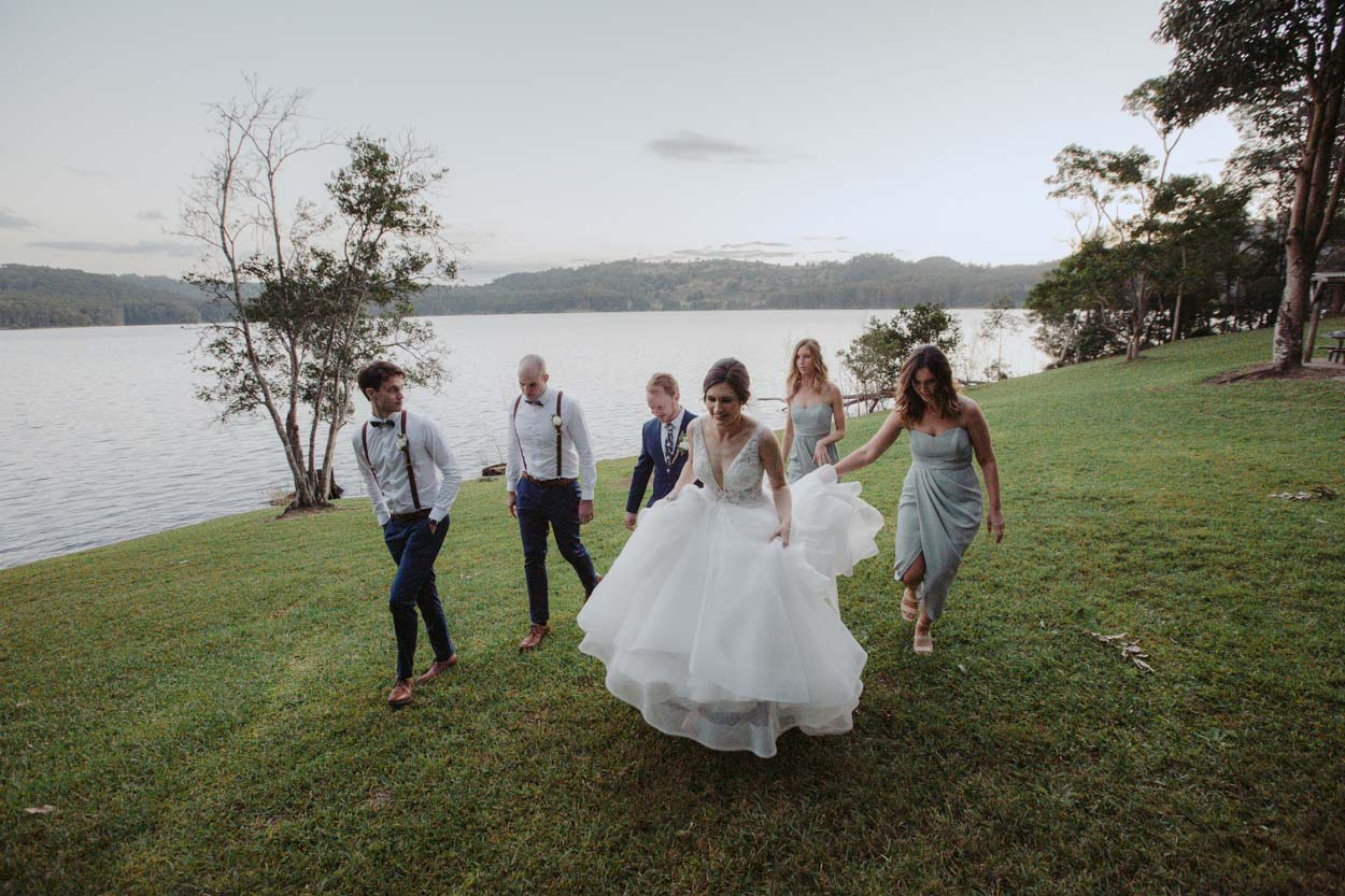 Beautiful Queensland, Australian Destination Wedding Photographer - Flaxton, Sunshine Coast Blog Photos