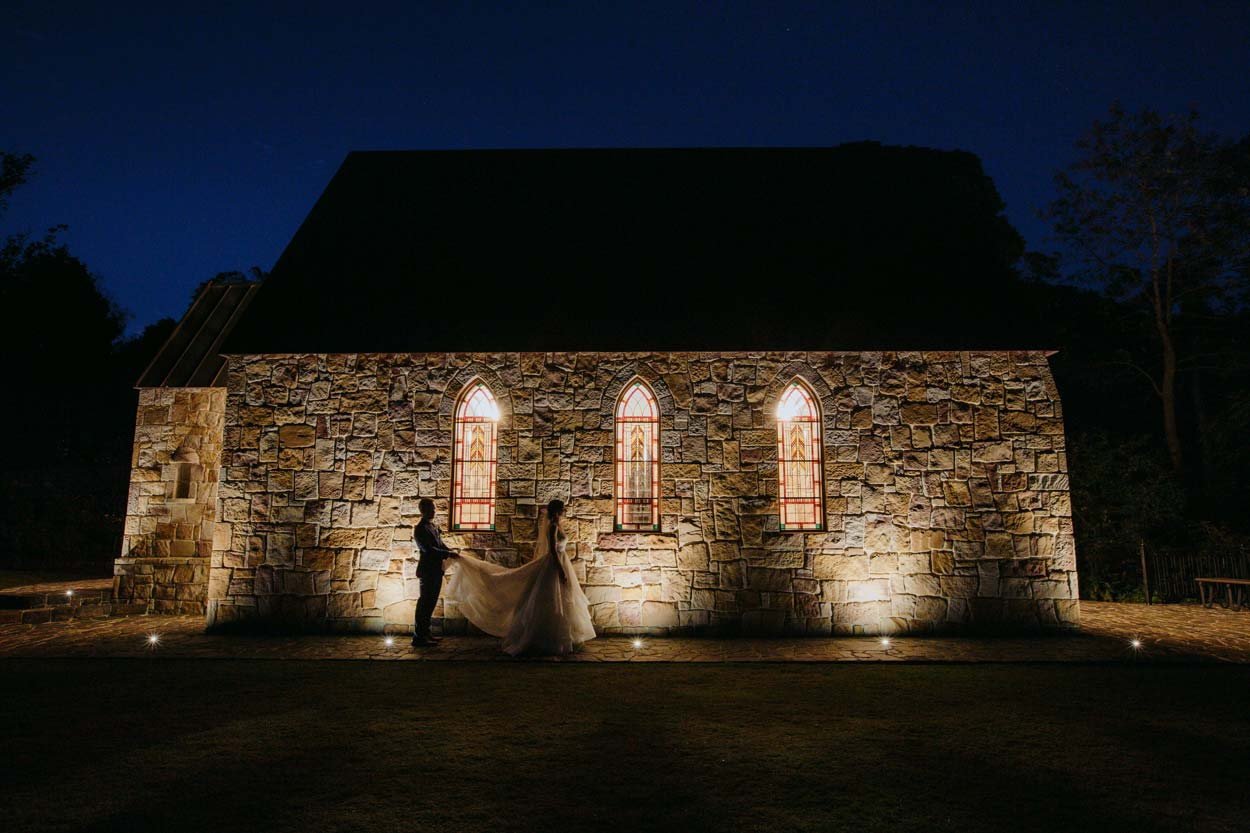 The Chapel Montville Destination Wedding Photographer - Sunshine Coast, Queensland, Australian Vintage Blog Photographs