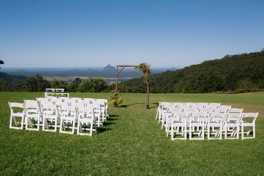 Best Maleny Drone Destination Wedding Photographers - Sunshine Coast, Queensland, Australian Blog