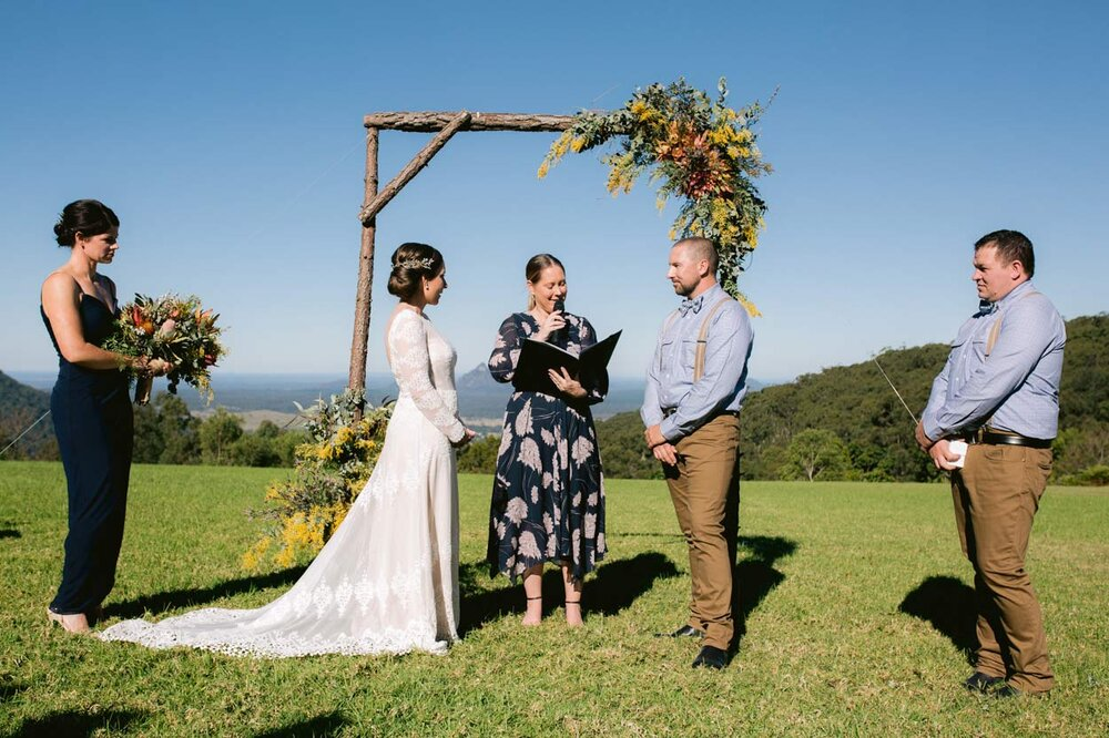 Maleny Retreat, Sunshine Coast Hinterland Wedding Packages - Queensland, Australian Destination Blog Photographers Blog