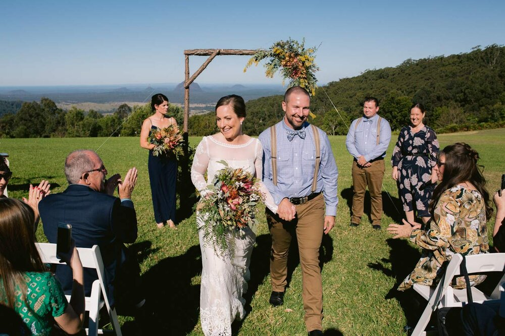 Best Maleny Retreat, Destination Wedding Photographer - Sunshine Coast, Queensland, Australian Eco Blog Photography