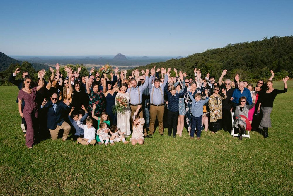 Best Maleny Retreat Natural Eco Destination Wedding Photographers - Sunshine Coast, Queensland, Australian Blog Photos