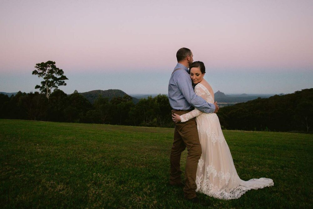 Creative Fine Art Destination Wedding Photographer - Maleny Manor, Sunshine Coast, Australian Destination Blog