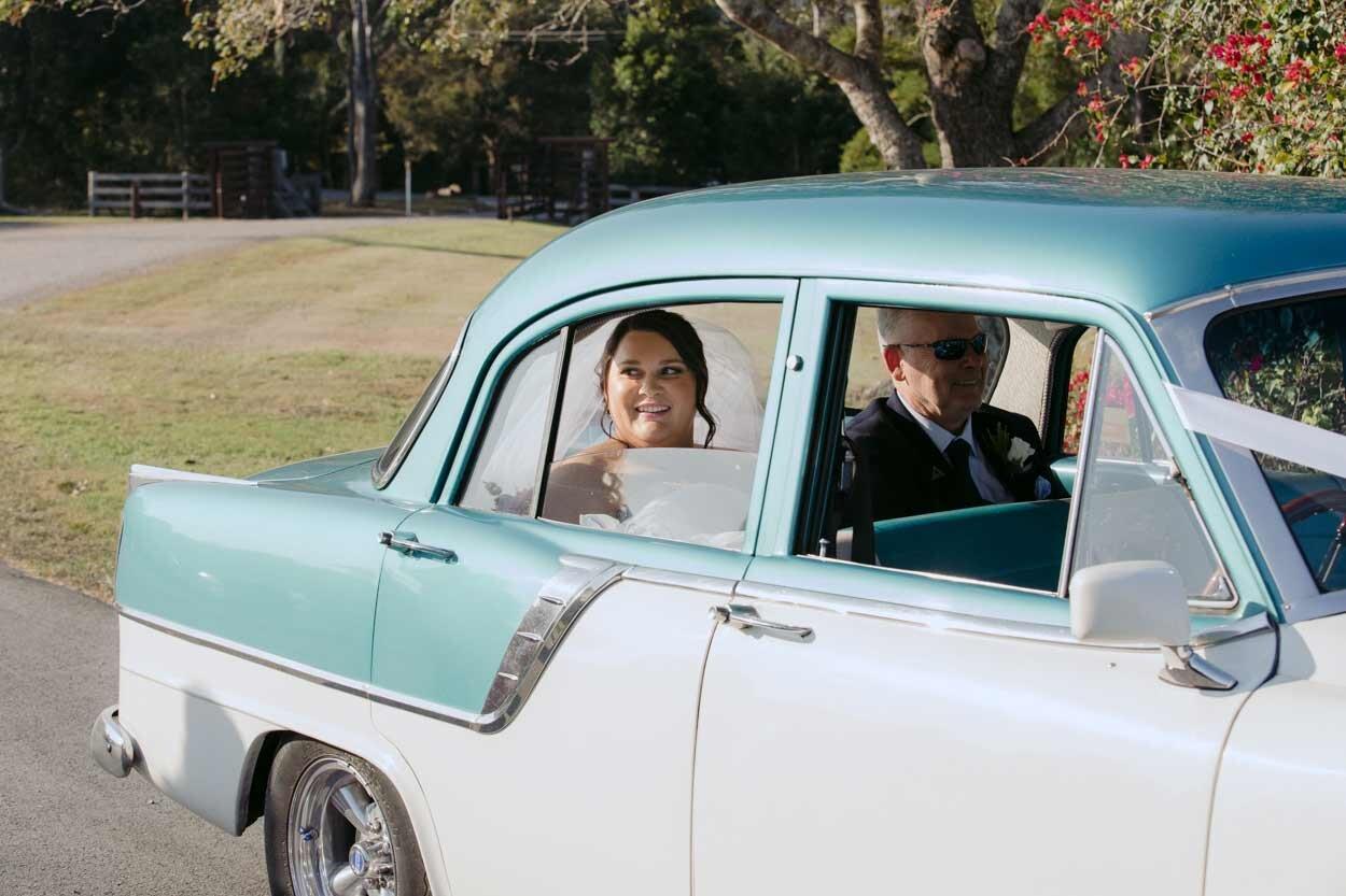 Top Yandina Station, Sunshine Coast Destination Wedding Car Photographers - Queensland, Australian Blog Photography