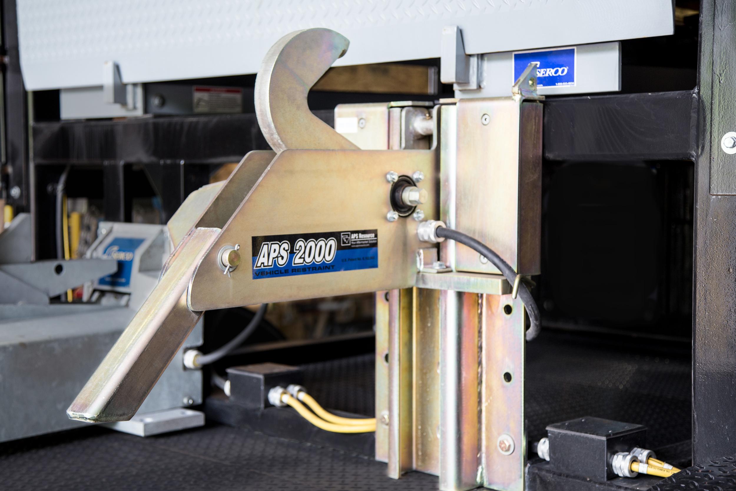 APS 2000 Rotating Hook Vehicle Restraint