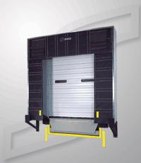 Serco S-420 Rigid Frame Dock Shelter
