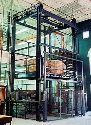 Material Freight Lift Elevator St Louis MO