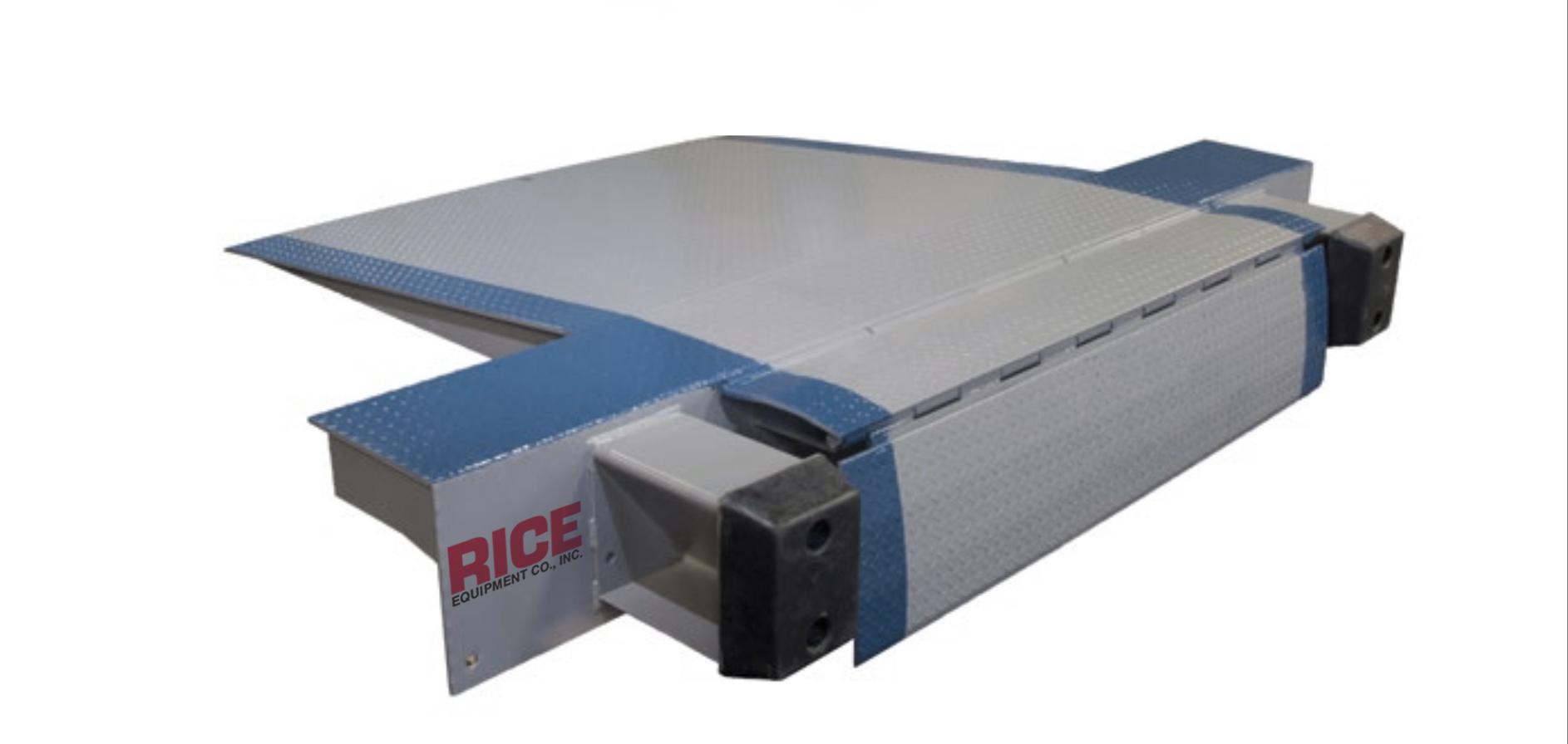 Raised EOD Leveler Low Dock Leveler with Side Seals for Door Rice Equipment Custom Loading Dock Equipment St Louis Missouri and Illinios.jpg
