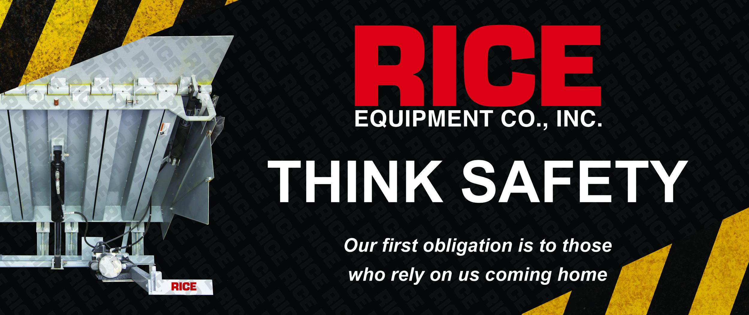 Loading Dock Safety Equipment - Rice Equipment St Louis MO IL