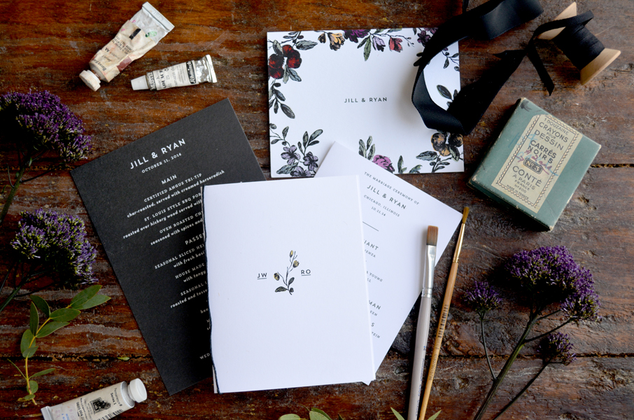 modern-flower-wedding-program-thankyou-note.jpg