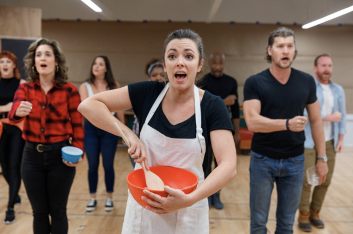 Waitress-First National Tour