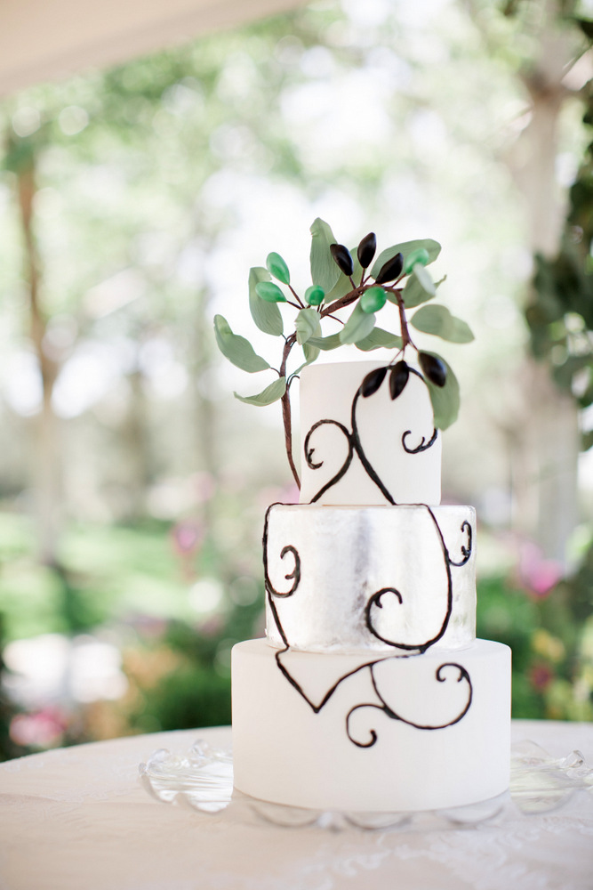 Wedding Cakes Inspired by Tuscany | RooneyGirl BakeShop