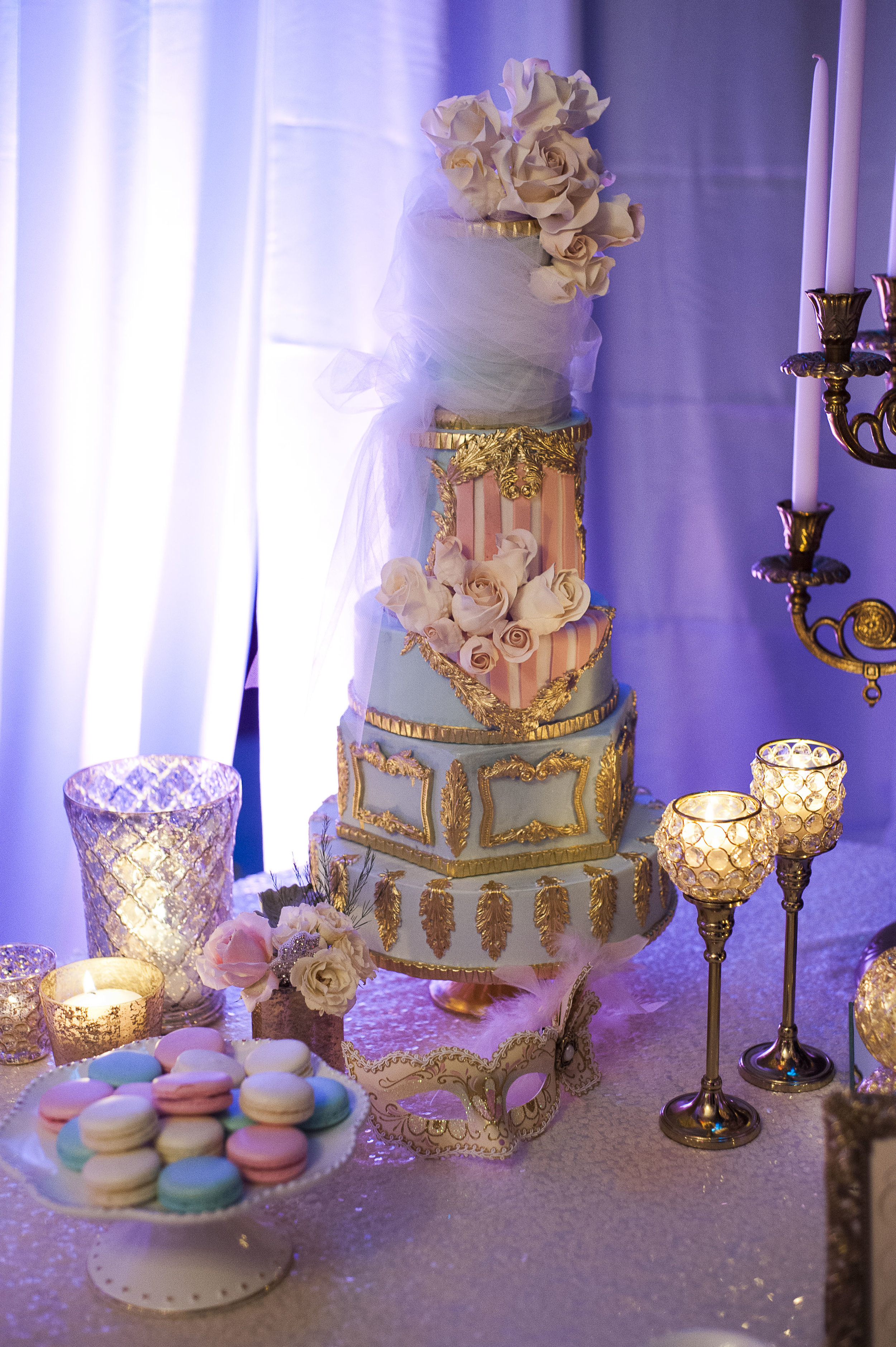 Grace and Honey Cakes Orange County California