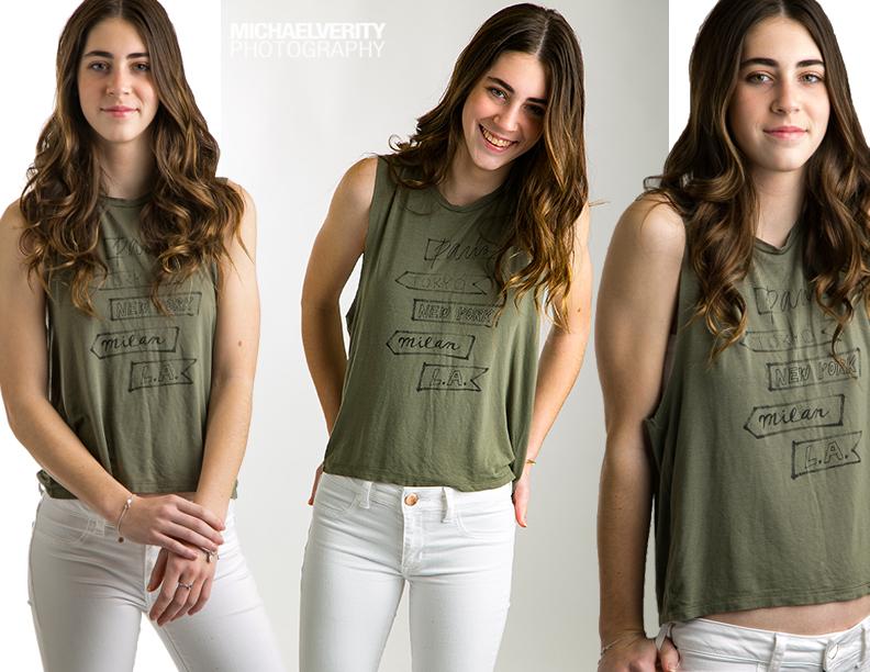 portland teen modeling photographer