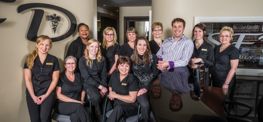 Solly Family Dentistry Staff Portrait