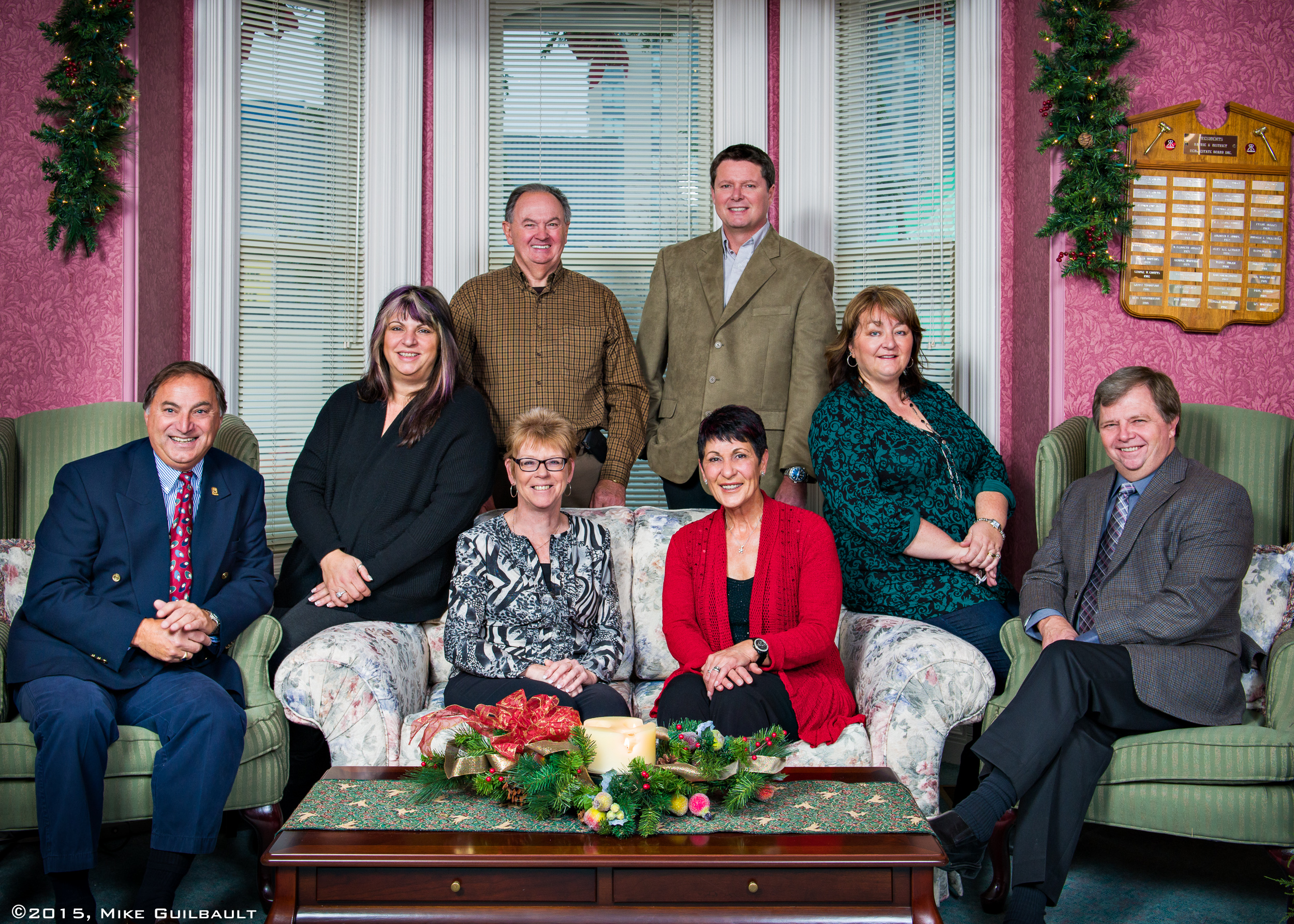 Board of Directors Portrait