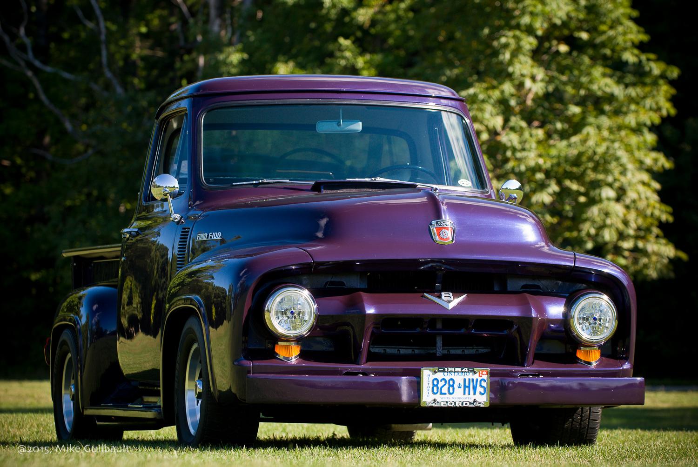 Stan & Bonnie Walker's 1954 Ford F100 Pickup Truck
