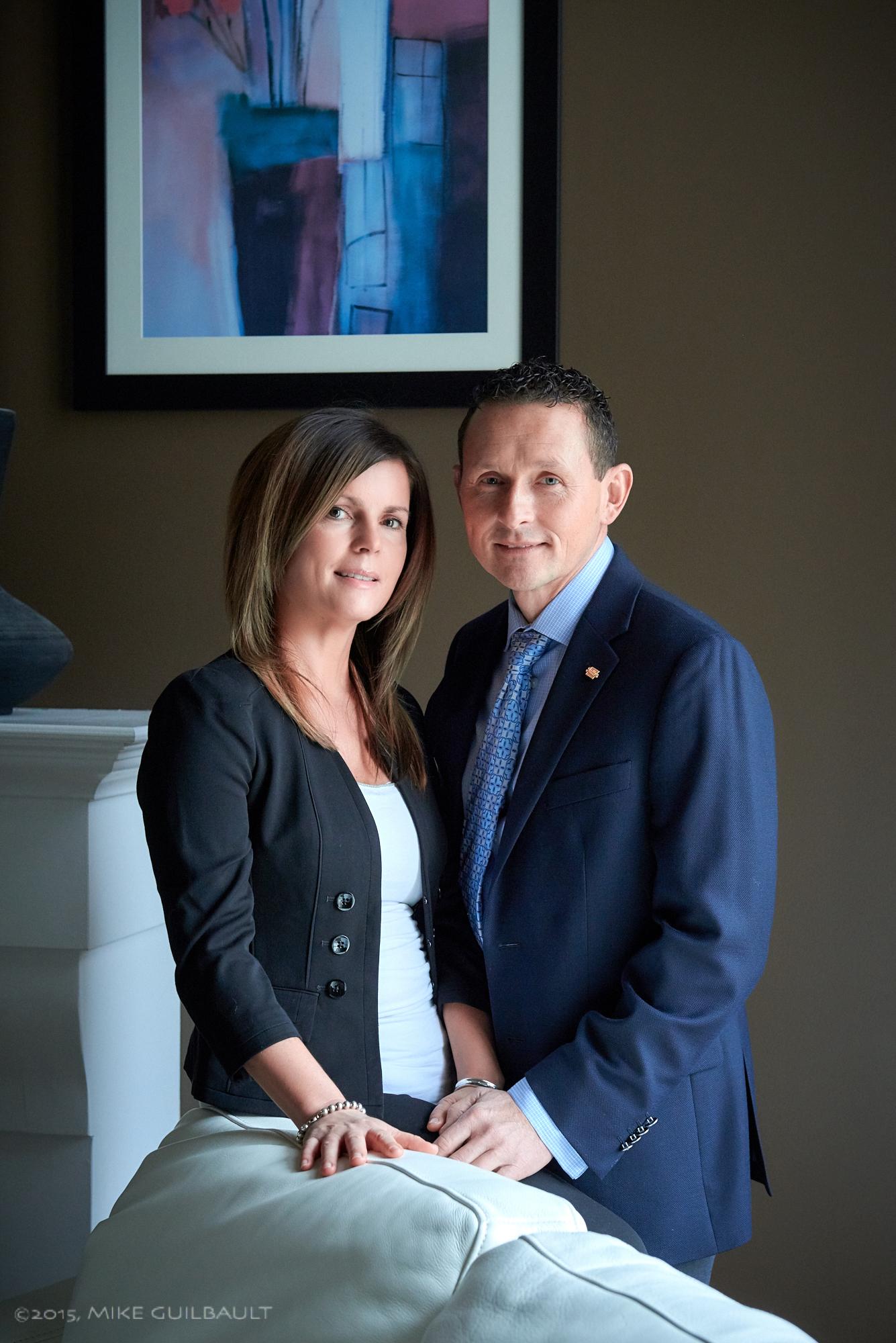 Mike & Veronica Seckler