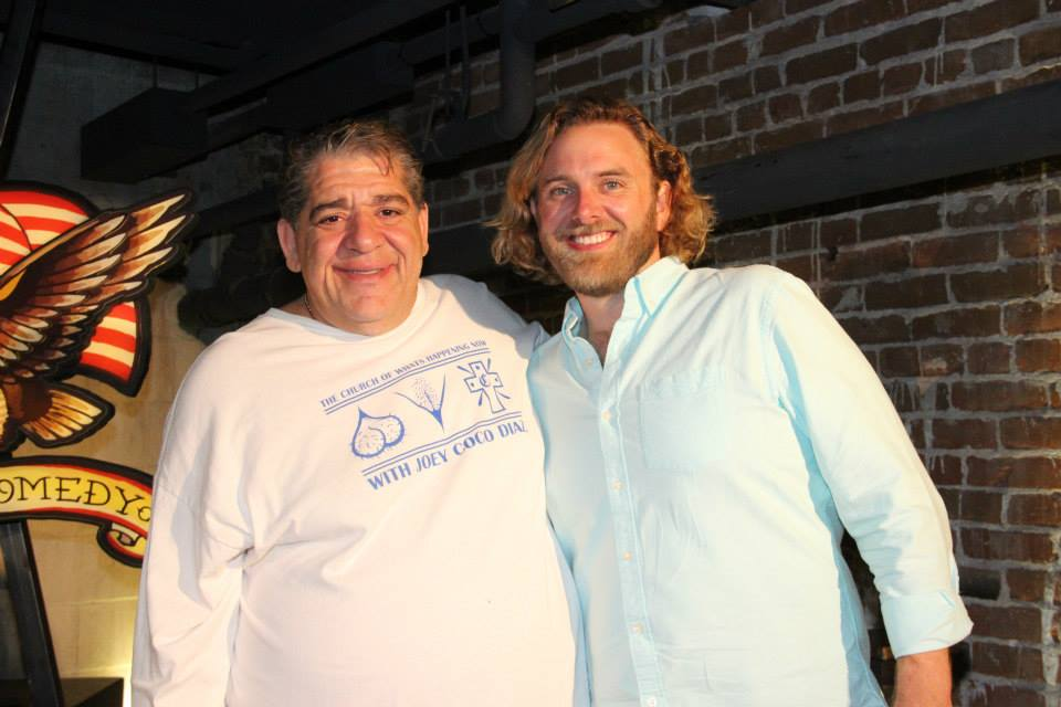 James Schrader & Joey Coco Diaz