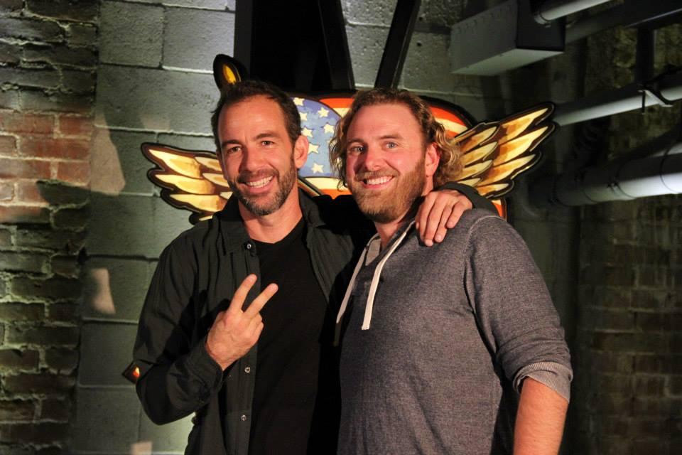 James Schrader & Bryan Callen