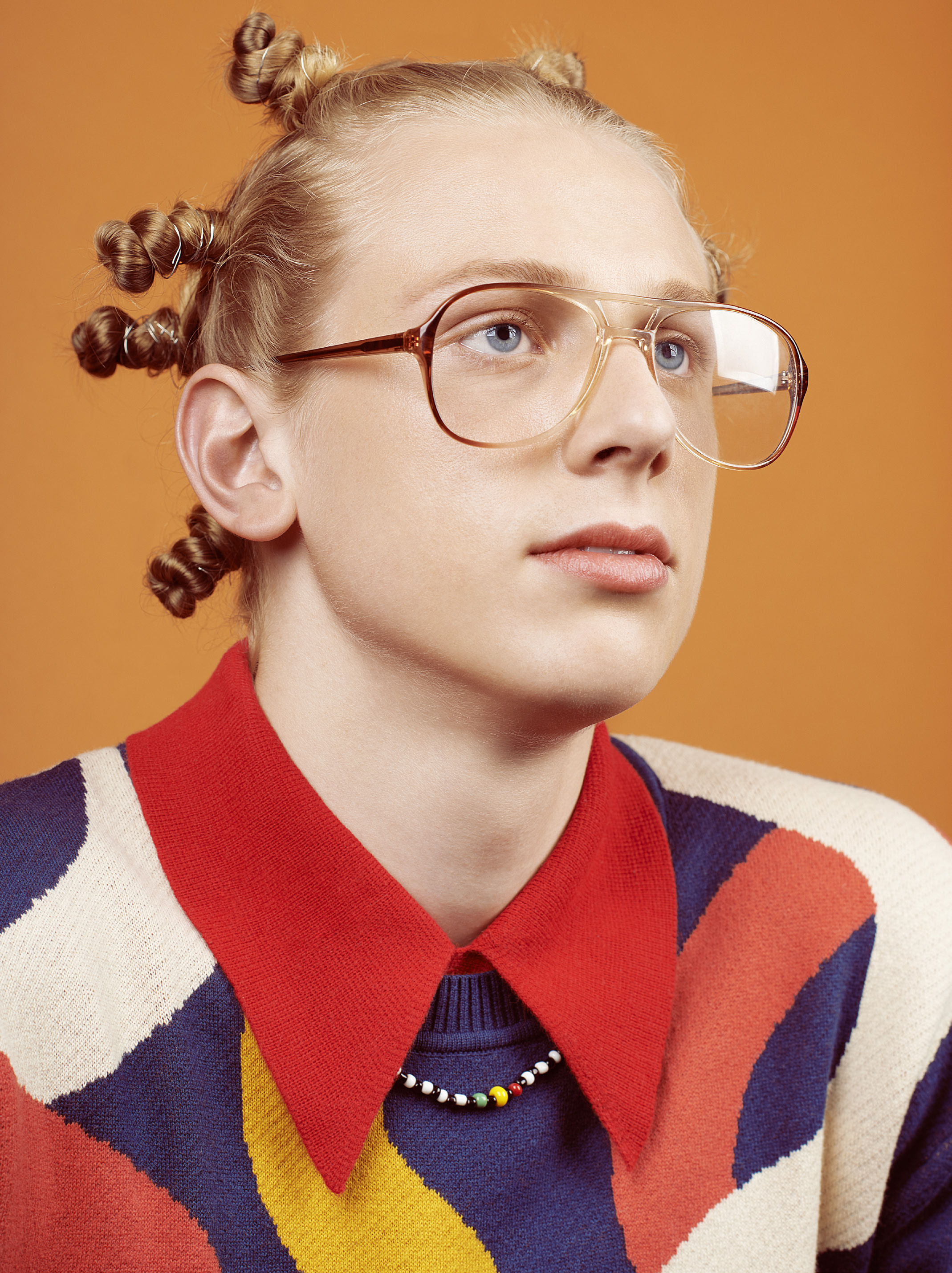 Photography: Timothy Smith - Grooming: Jake Aebly - Styling: Paix Robinson