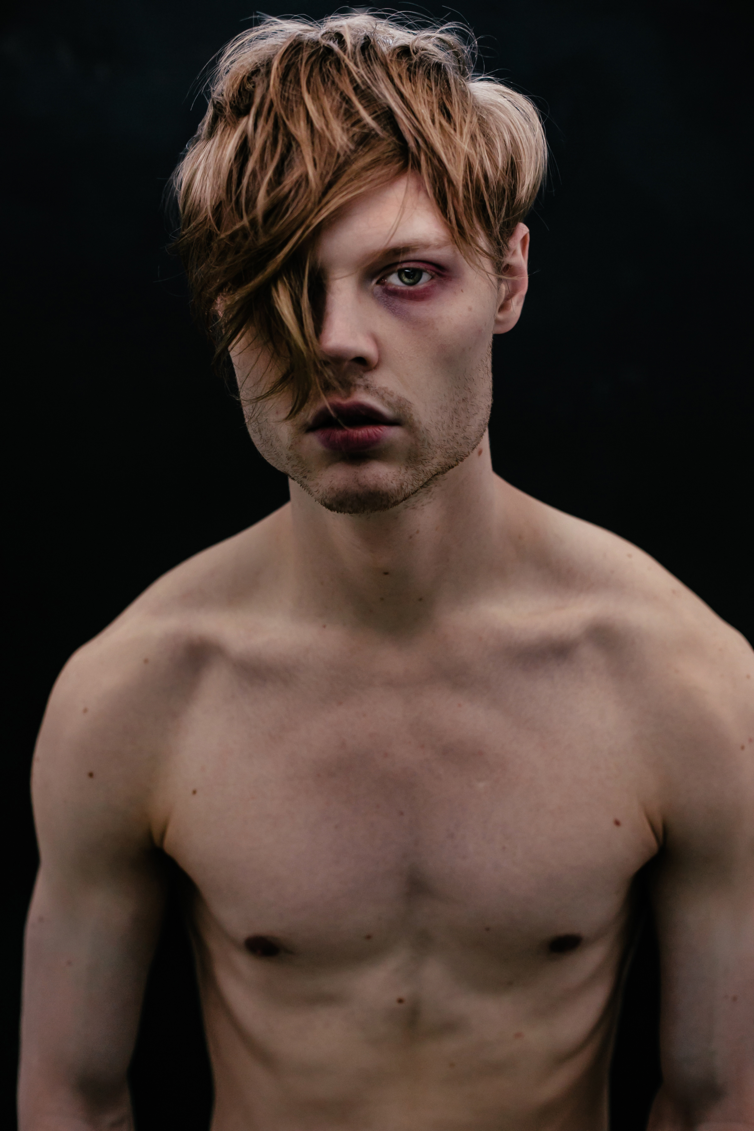 Photography: Emma Mead - Hair/Makeup: Jake Aebly - Model: Tyce Green