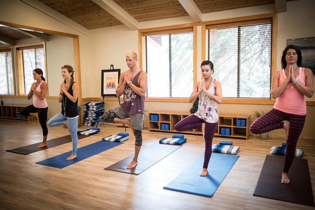 granlibakken yoga