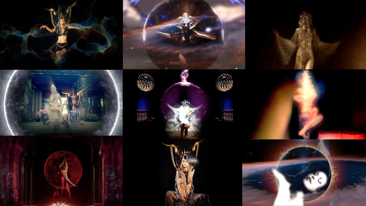 Video Emanations -