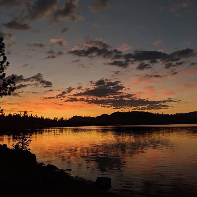 Loon Lake Camping Trip 🌅