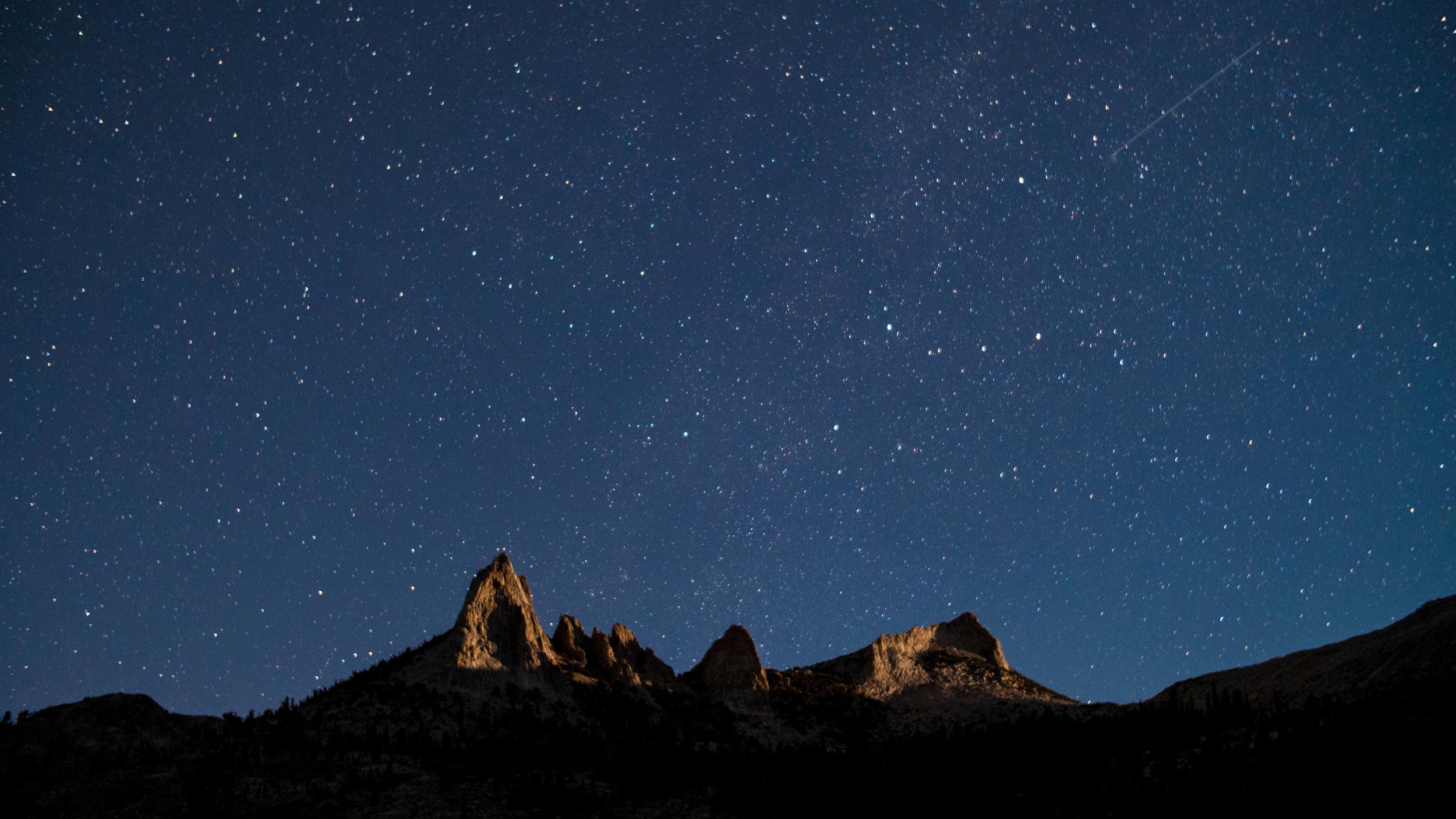 Tuolumne Meadows, Yosemite NP, California