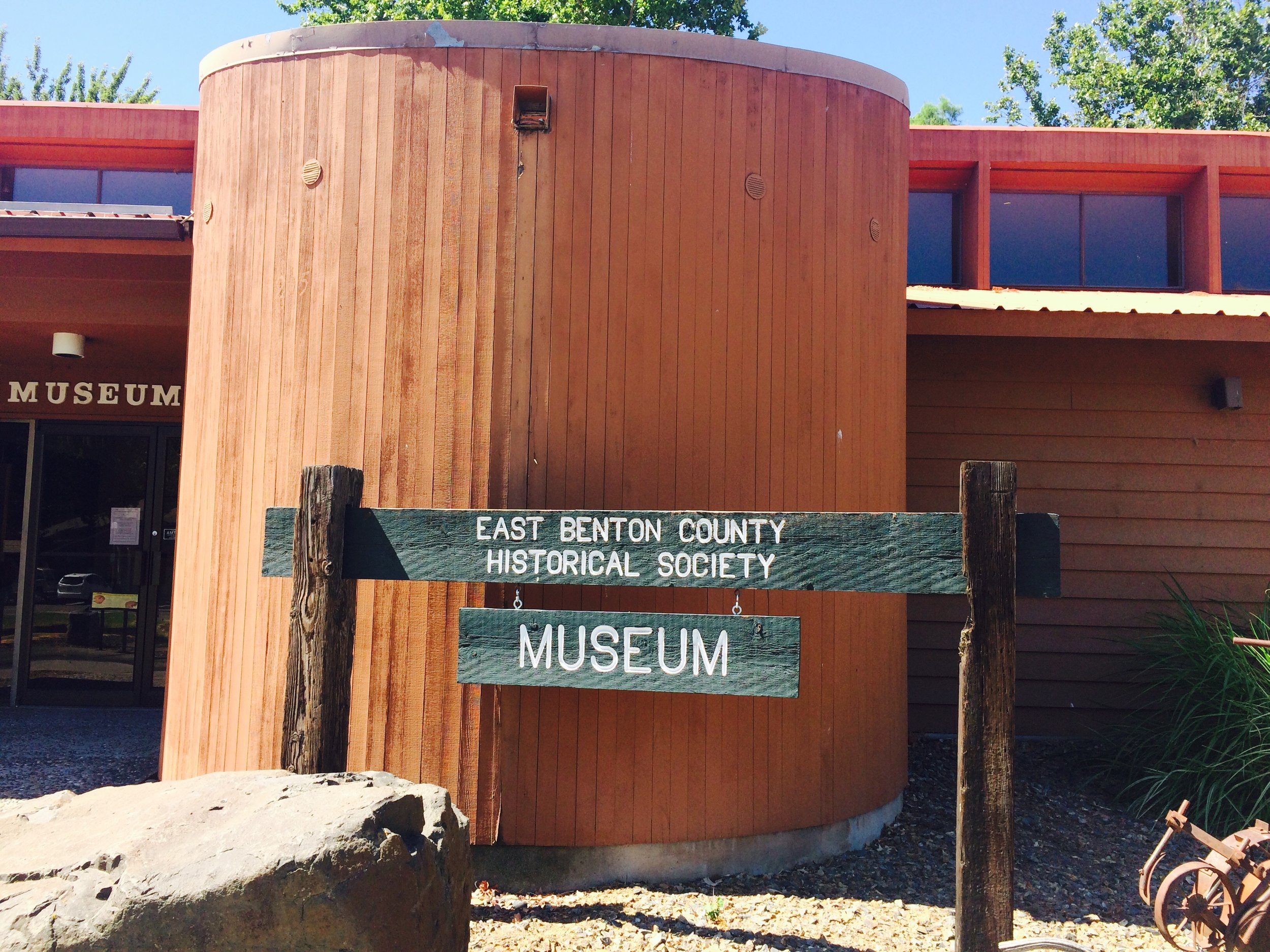 Visit - Come by for a visit and see all that the museum has to offer. You can participate by becoming a volunteer and by joining the historical society as a member.Find Out How!