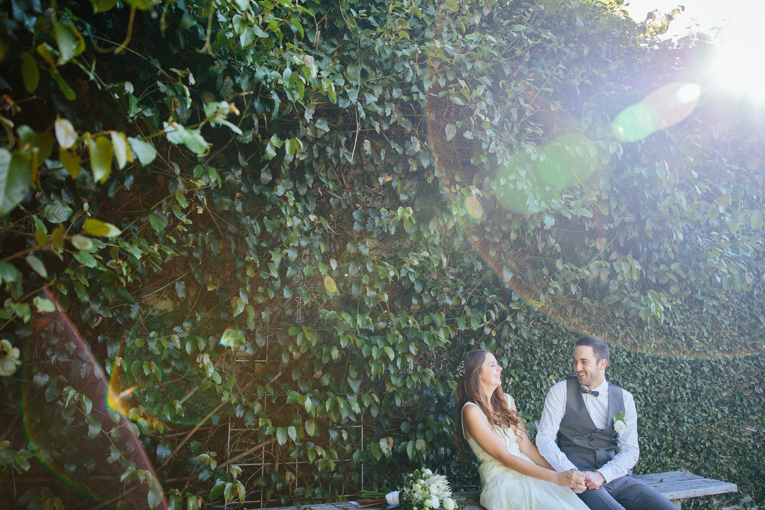 Relaxed Mt Penang gardens wedding documentary photographer-67.jpg