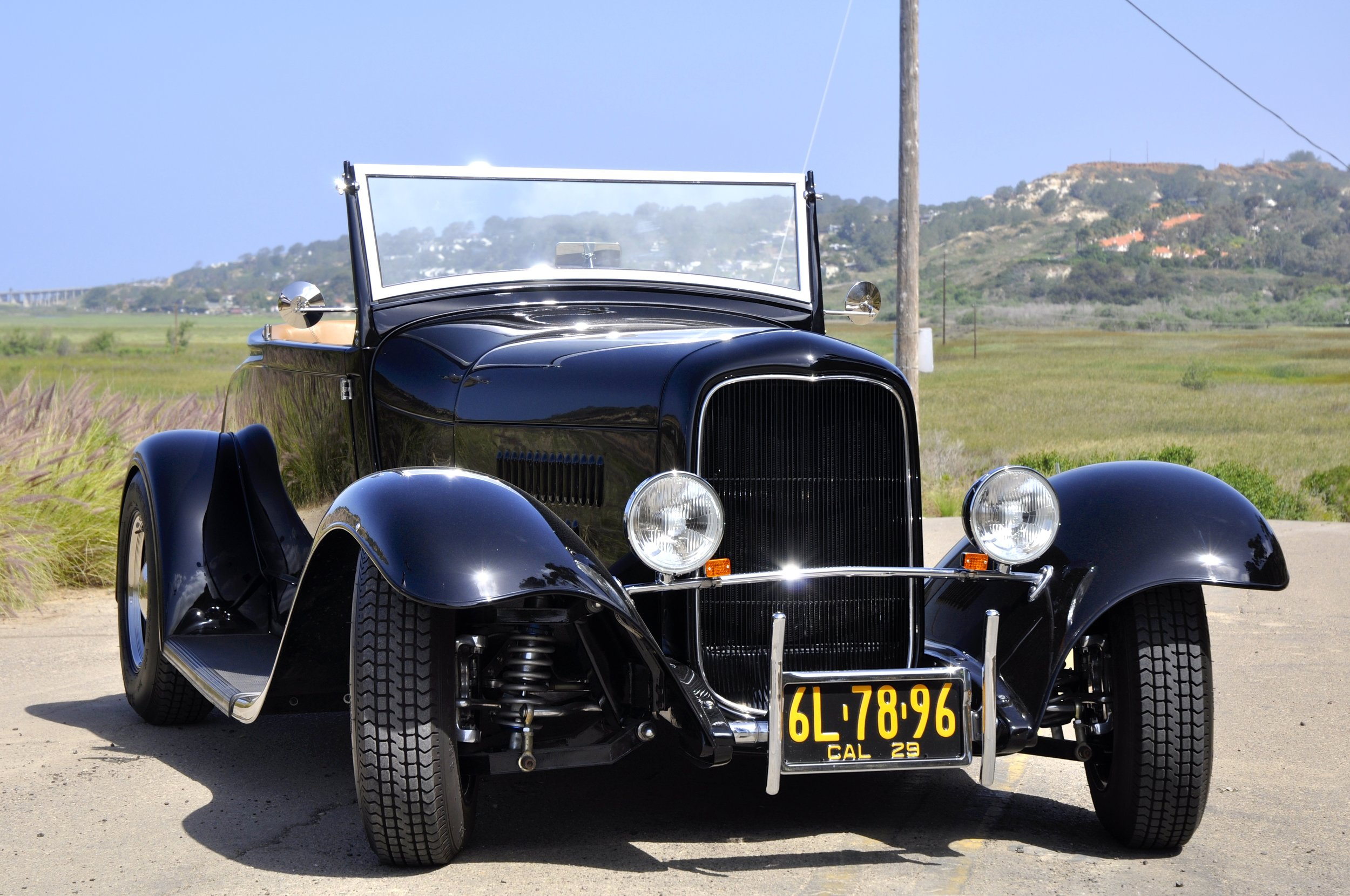 1929 Ford model a - hot rod - $56,700