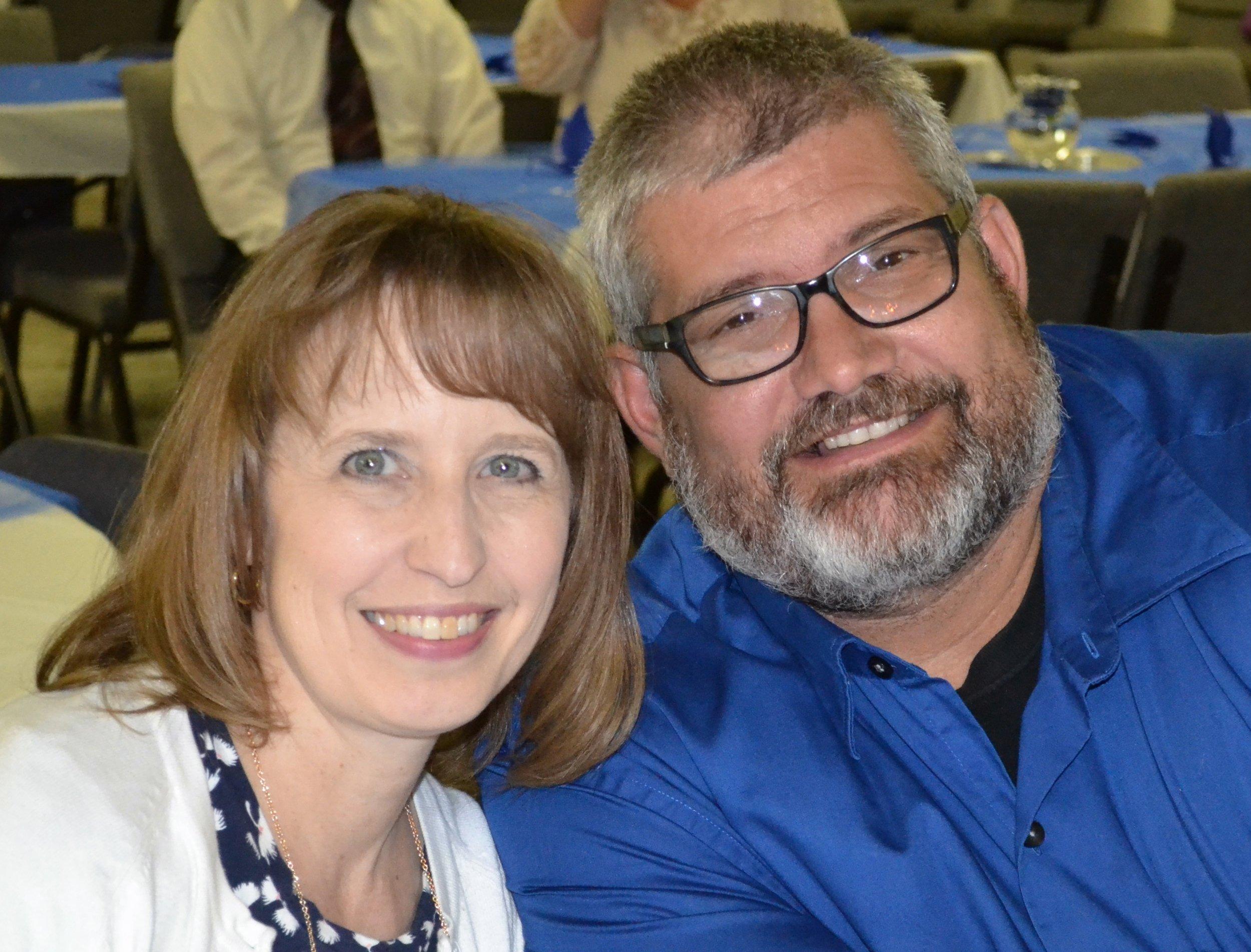 PASTOR SCOTT AND MARY JANE