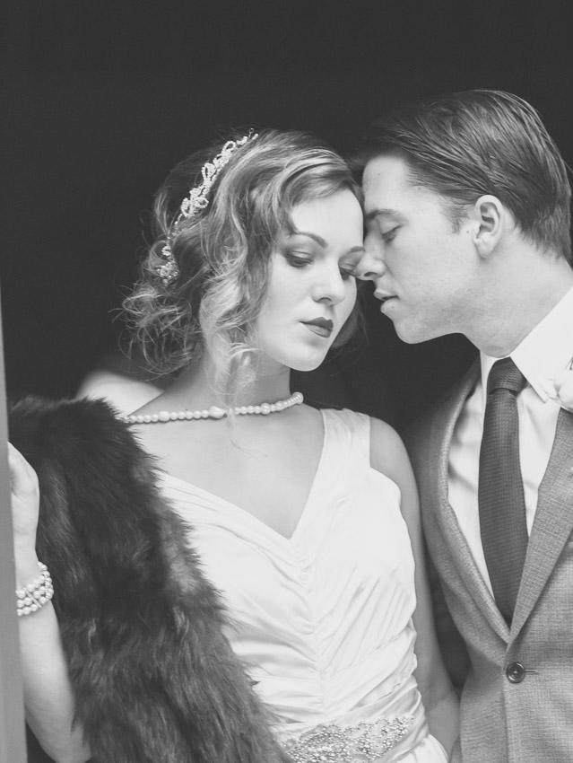 Joshua Brett Adams & Monica Grewell were incredible at Bonnie and Clyde