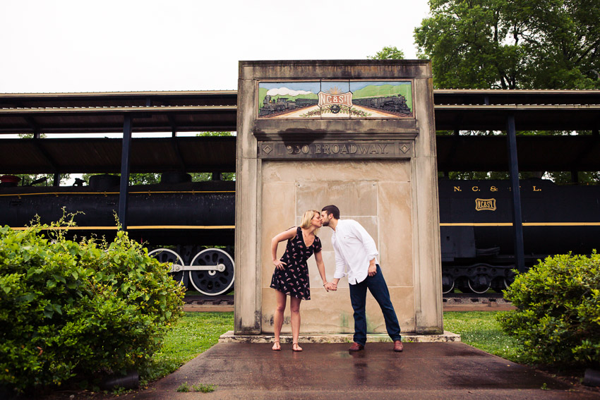Nashville Engagement Session Nashville