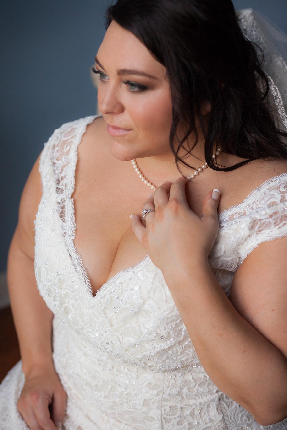 Bridal Portrait Franklin Wedding Photographer