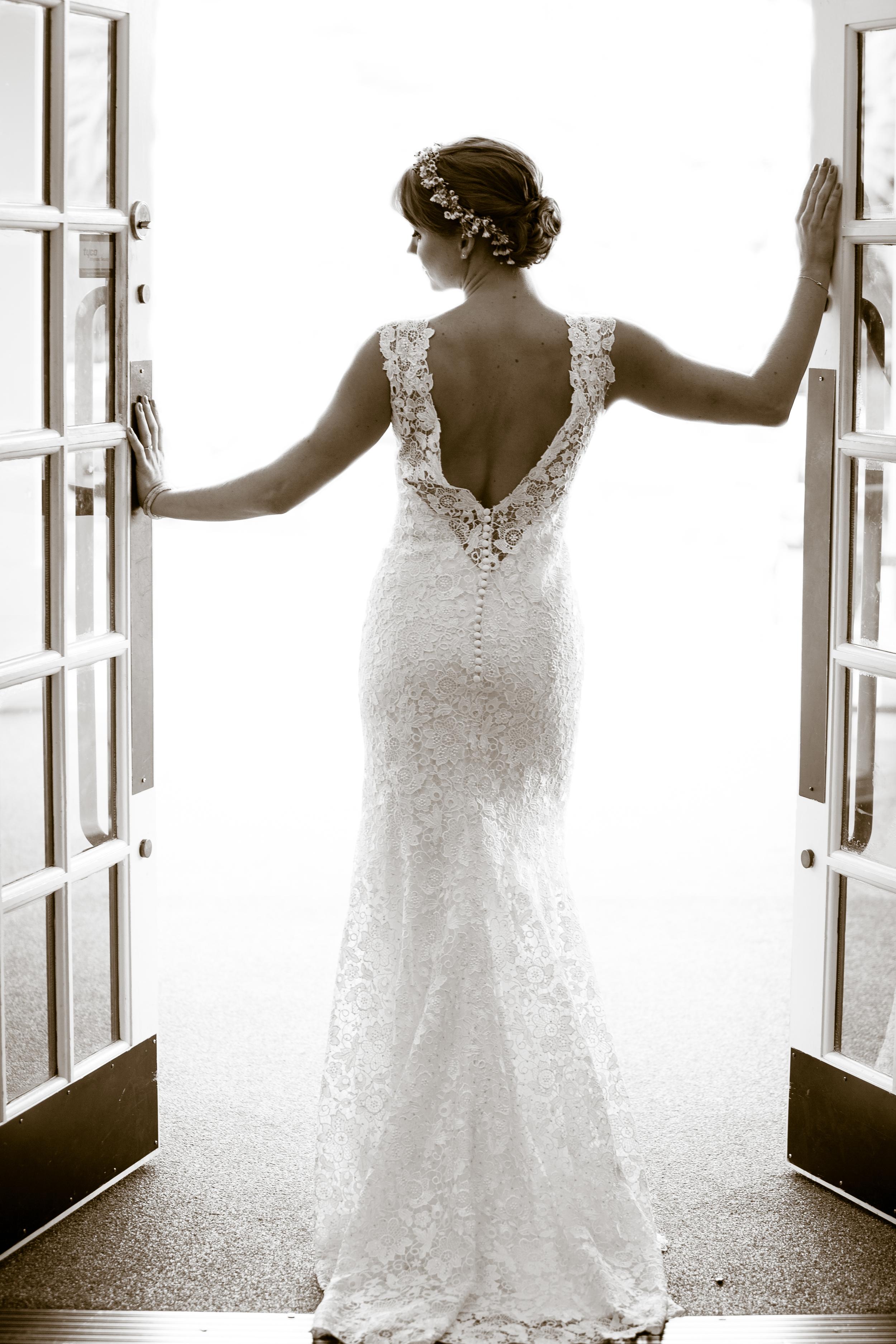 Beautiful Bridal Portrait by Nashville Wedding Photographers - Jon Reindl Photography