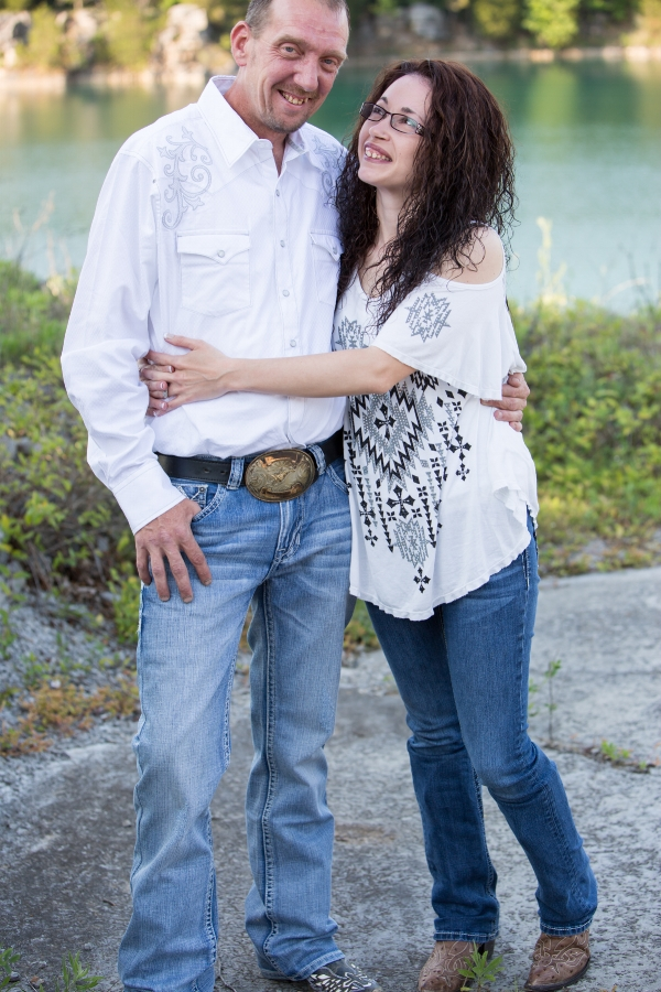 Rock Quarry Nashville Engagement