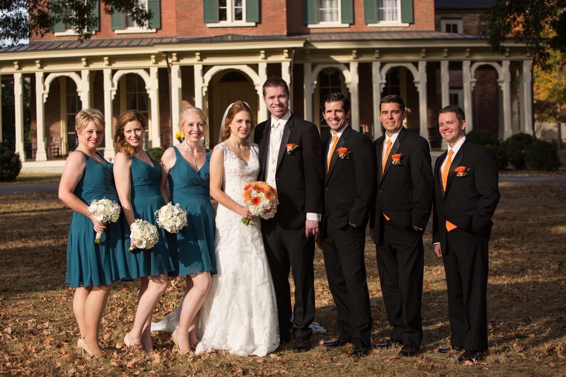 Oaklands Mansion Wedding Photography