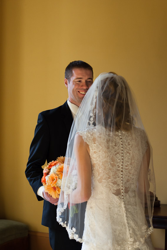 Kevin was not nervous at all before his first look with Kayli