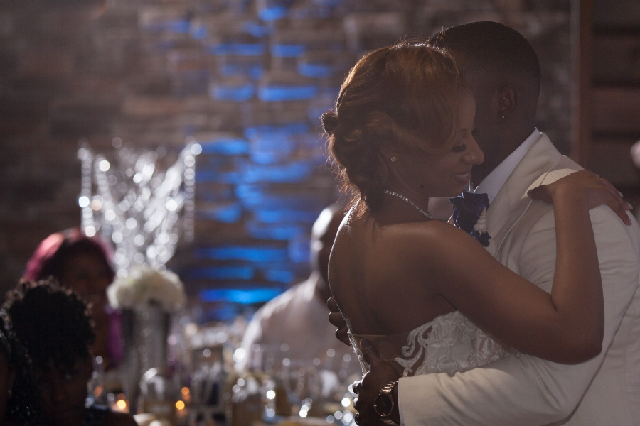 The first dance is always special.