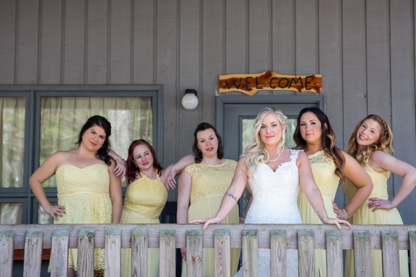 This beautiful group of ladies were so much fun to work with!