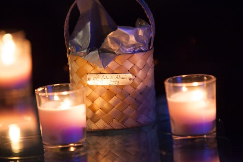 Guest Basket Favors for Wedding