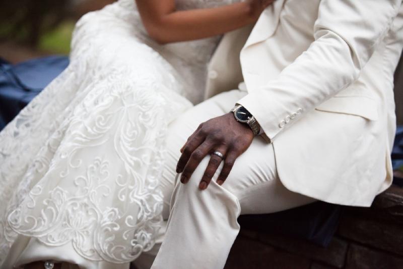 Day of Wedding Portrait