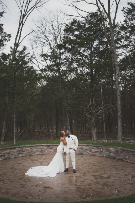 Amber and Adrian, your wedding was beautiful!