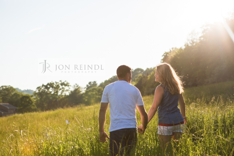 Couple Photo at Drakewood Farm