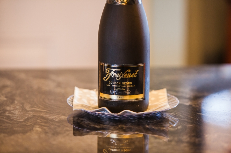 Champagne for mimosas